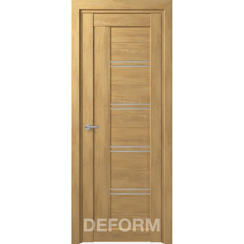 D18 DEFORM ДО матовое 800*2000 Дуб шале натуральный