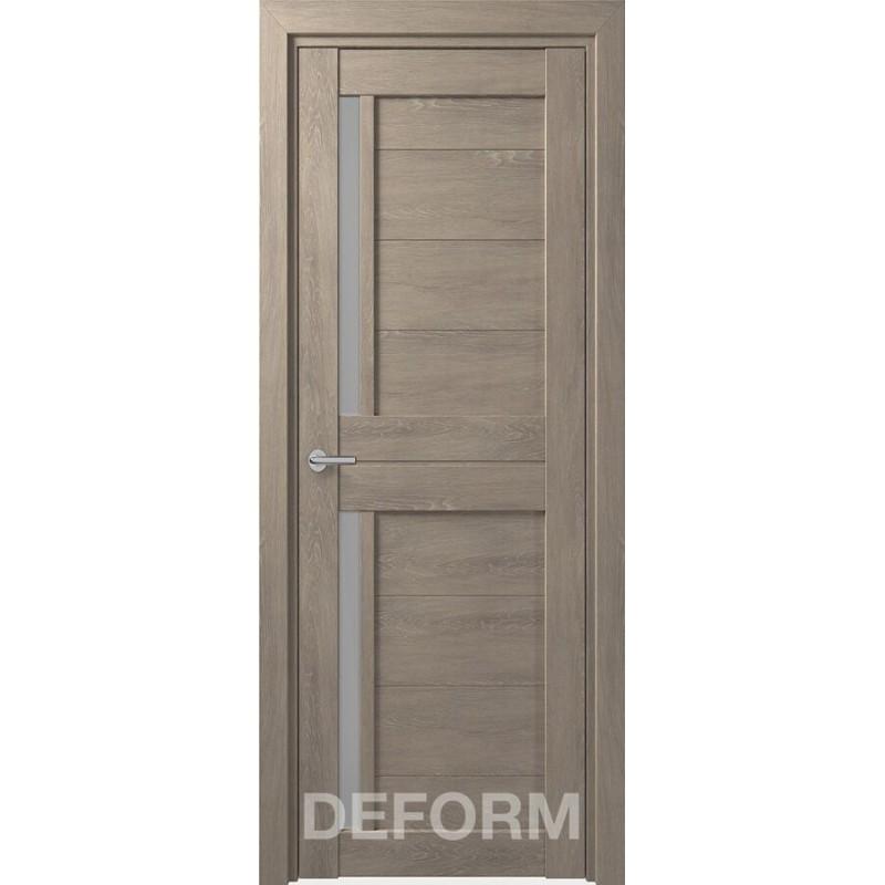 D17 DEFORM ДО матовое Дуб шале седой